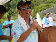 Remengesau wins Palau race