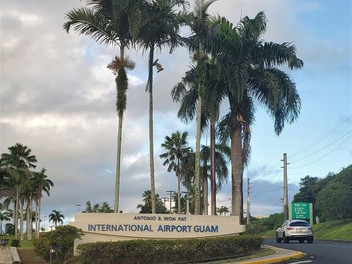 Airlines required to submit manifesto prior to entry to Guam