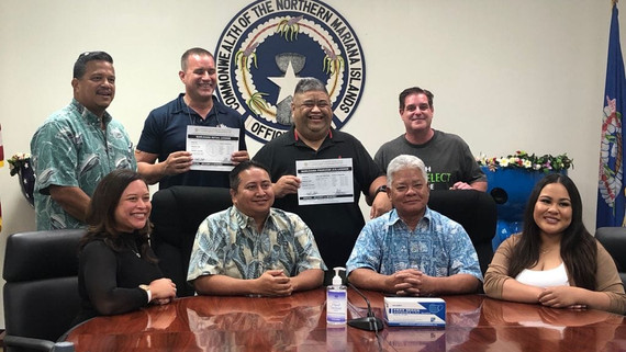 CNMI issues first license for large-scale commercial cannabis production