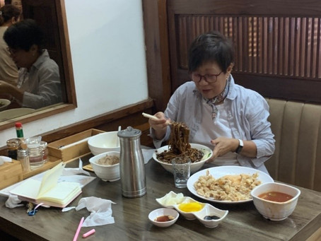 Broken and transformed: Embracing the lesson of the bowl of kimchee