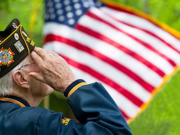 Veterans coronavirus bill becomes law
