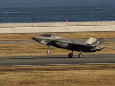 GAO: F35 Strike Fighter facing challenges in Pacific region