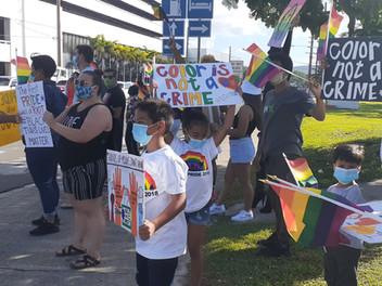 Pride takes pride in Guam's openness