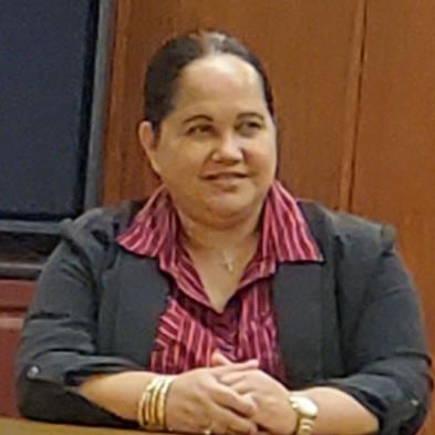 Tina Muna Barnes