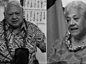 Samoa's former PM finally concedes defeat; Fiame buckles down to work