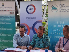 Emergency funding support to strengthen Pacific Island countries' health security response capacity
