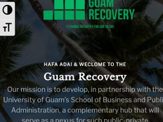 UOG website seeks to aid businesses rebuild with confidence