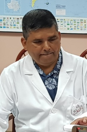 Dr Larry Lizama