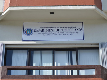 CNMI government opens public lands for agricultural use