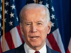 Biden vows to unify the politically polarized America