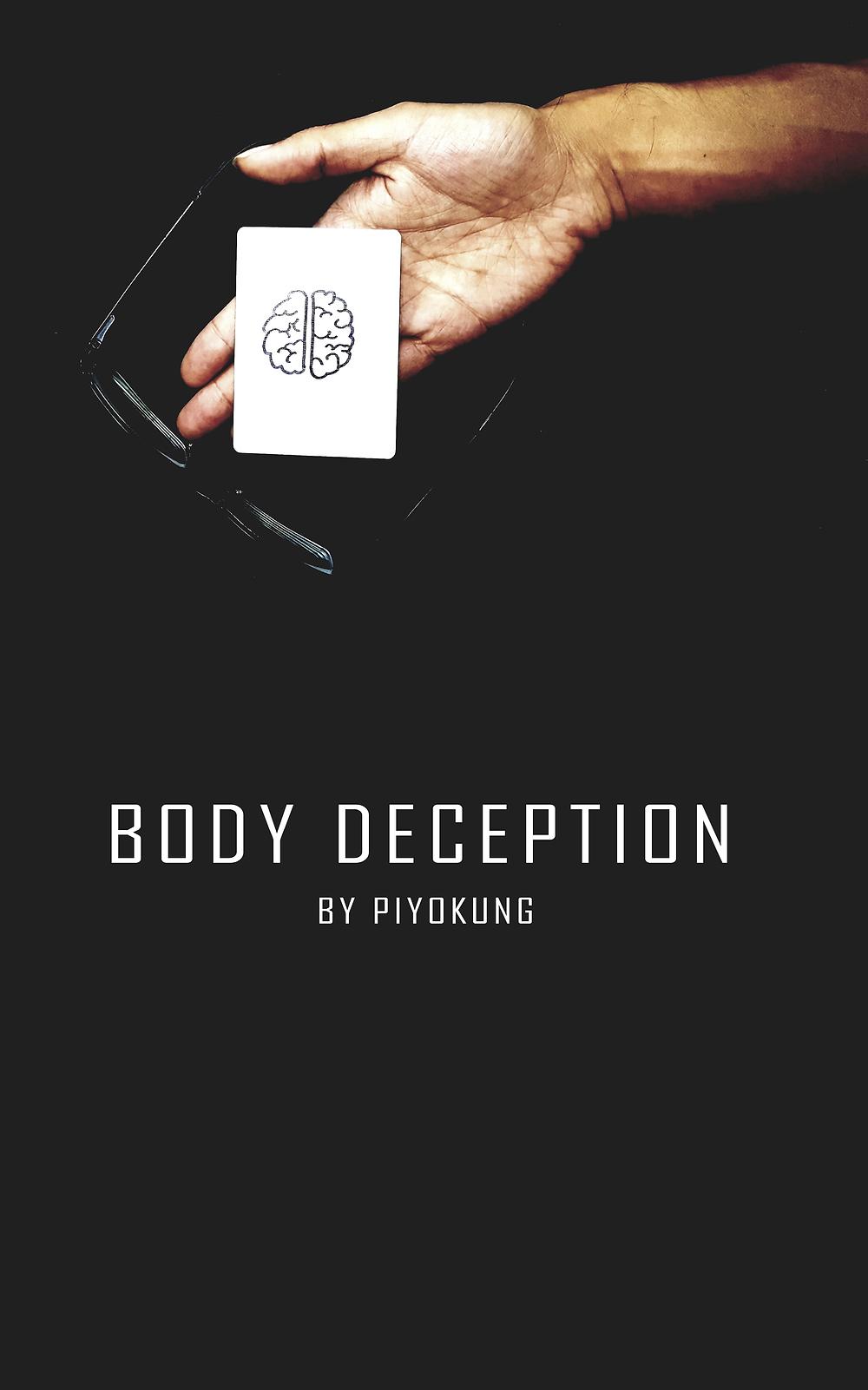 Poster - Body Deception
