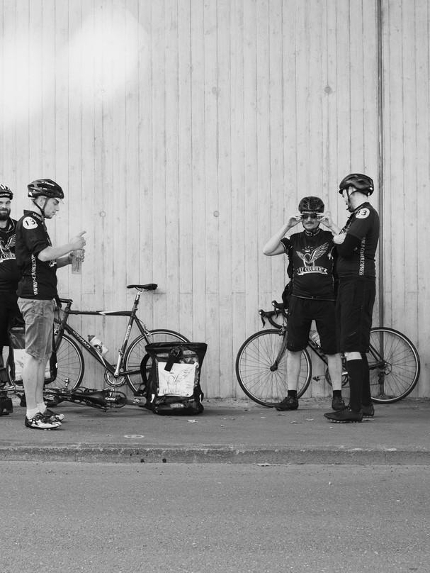 LeCourier Fahrradkurier