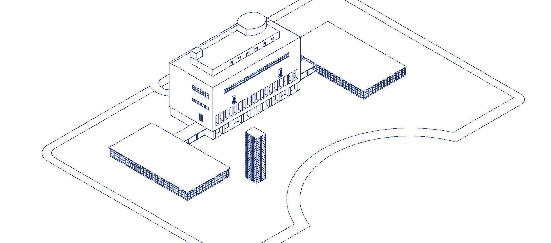 PALACIO DEL CONSEJO ADMINISTRATIVO