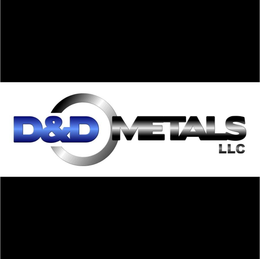 D&D Metals logo