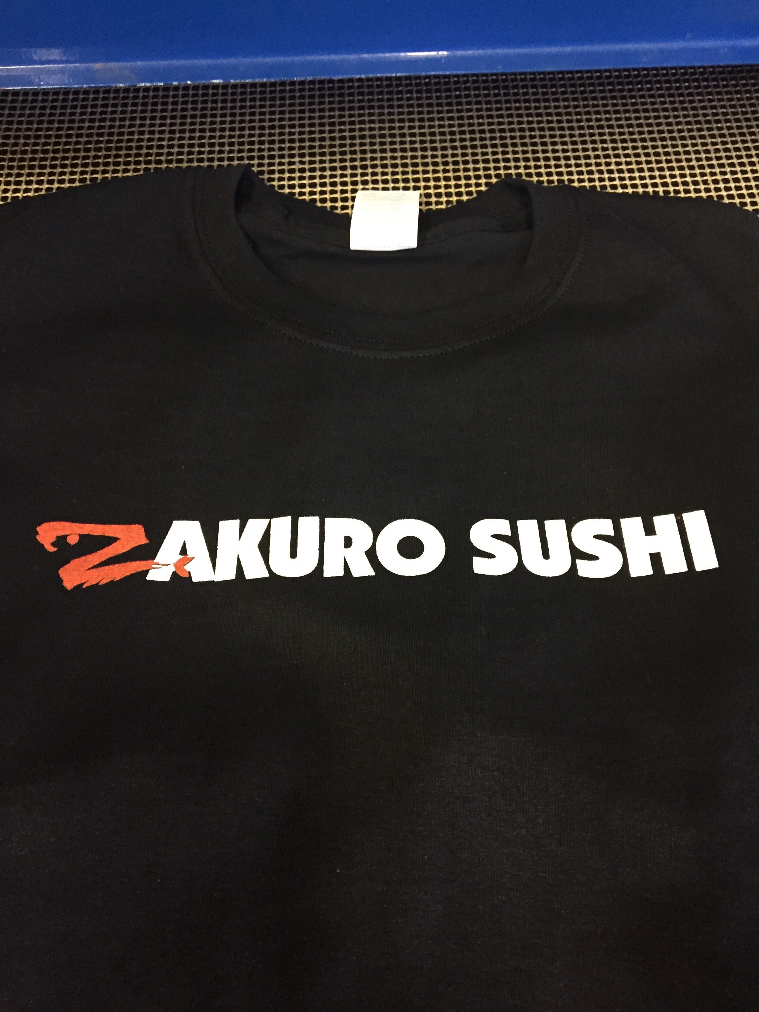 ZAKURO SUSHI T-SHIRT