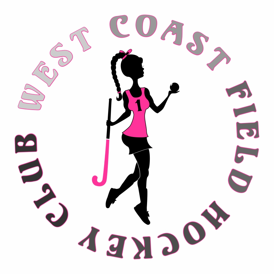 West Coast Field Hockey Club logo