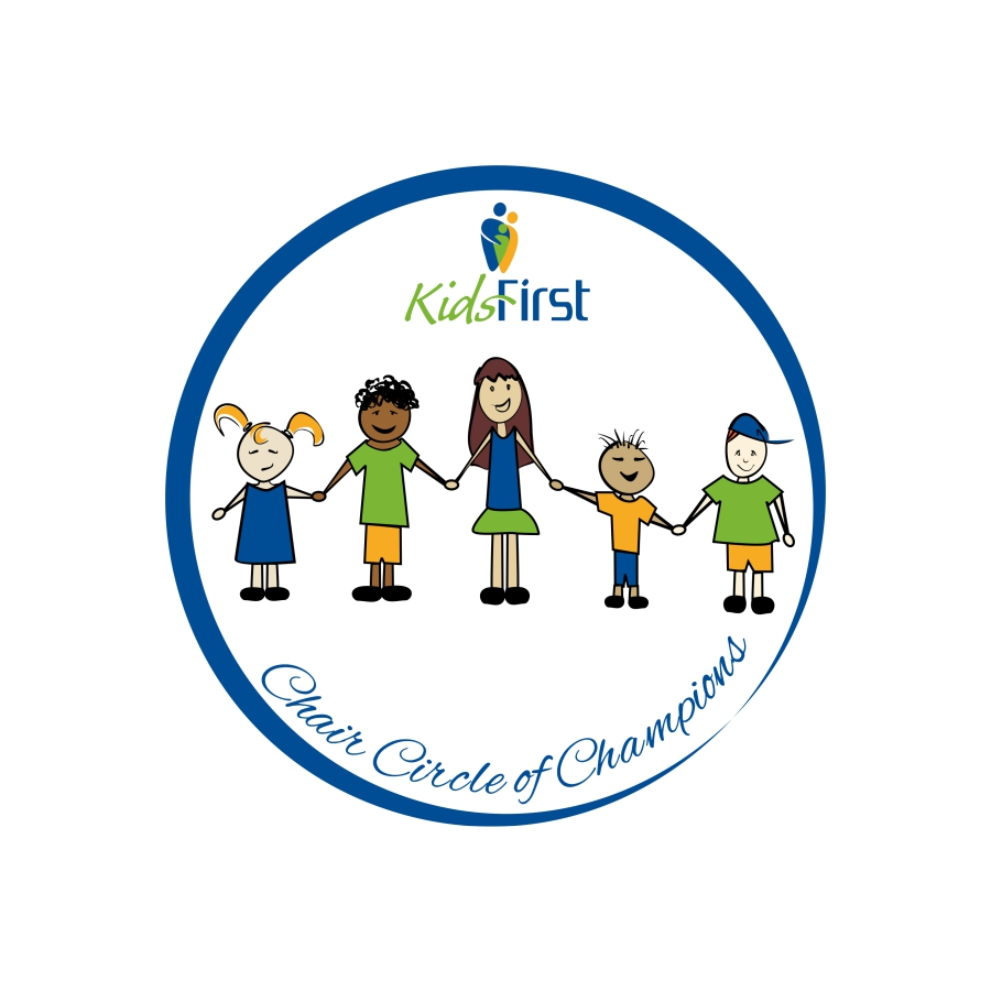 KidFirst Chair Circle Club Series logo