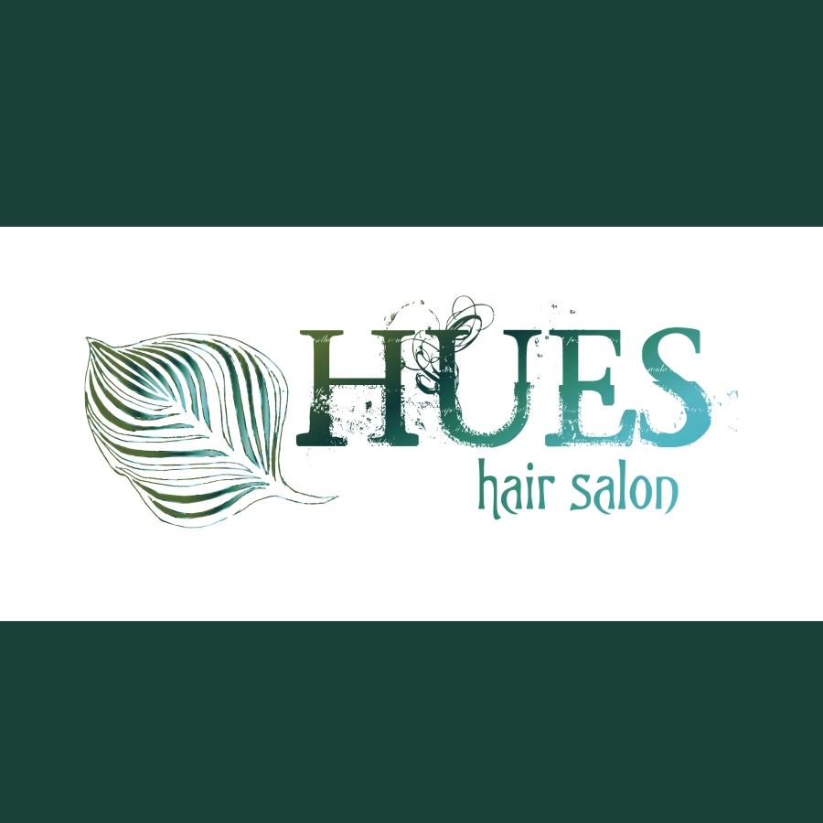 Hues Salon logo