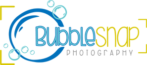 BubbleSnap Photography logo