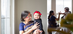Lifestyle family photography; Indian