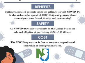 Why Get Vaccinated?