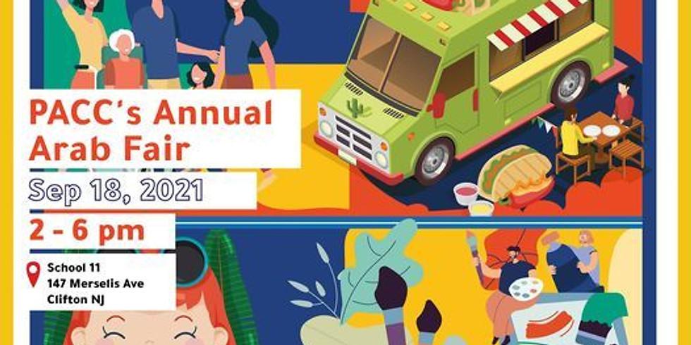 PACC's Annual Arab Fair