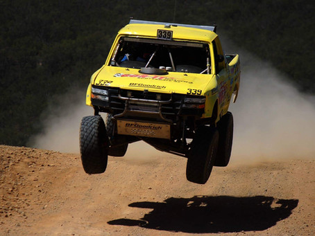How a Baja 1000 driver started a shock service company