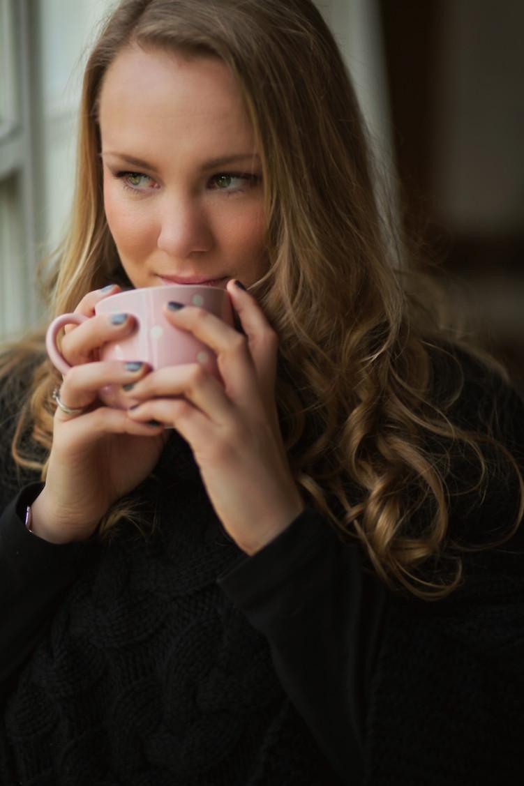 Portraitshooting und gemütlicher Kaffeenachmittag