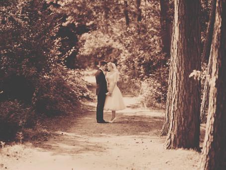 Herbstliche Hochzeit von Christina & Matthias mit Feier am Hiltruper See im Hotel Krautkrämer