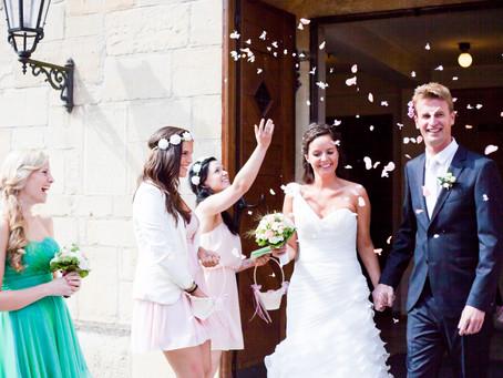 Crazy Party Hochzeit in der Clubschiene Münster
