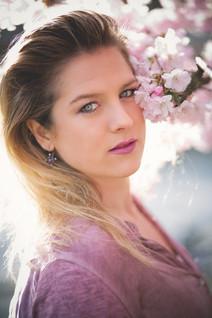 Blüten-Shooting Frühling in Münster