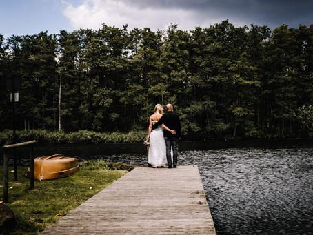 Hochzeitsfotograf Gutshaus Stolpe / Urbane Wochenend-Hochzeit im Gutshaus Stolpe Chateaux & Relais