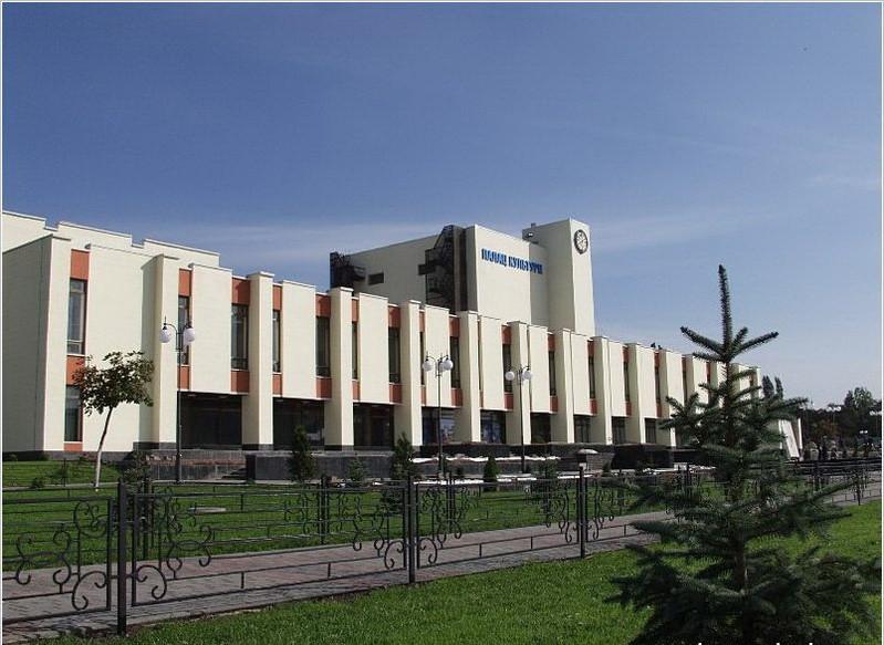 Палац культури ім.Лесі Українки