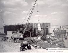 Будівництво насосної II підйому
