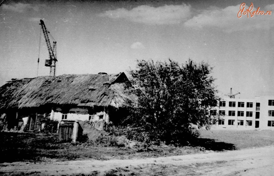 с.Вараш та будівництво школи