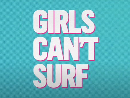 Surf Getaways Announces Partnership with Distributors of the film Girls Cant Surf.