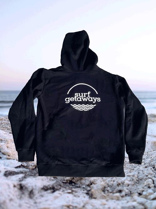 L/sleeve zip hoodie