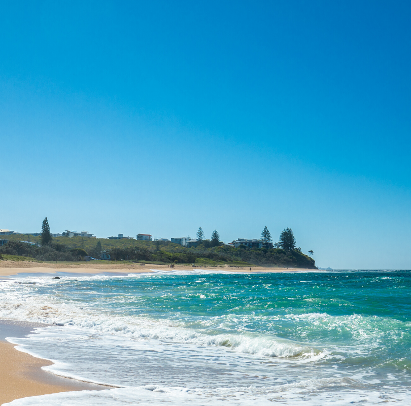 CALOUNDRA, QLD - SEVEN NIGHT STAY