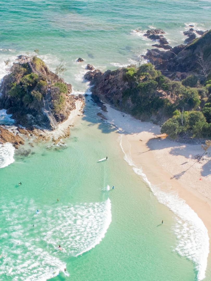 BYRON BAY, NSW - SEVEN NIGHT STAY