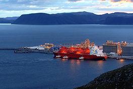 Illustrasjonsbilde av Melkøya prosjekt