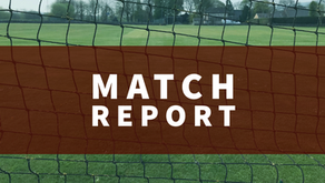 Match Report   Critchlow Ton