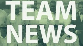 Team News   Saturday 21st July