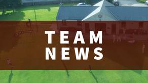 Team News | Saturday 24th July