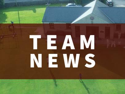 Team News   Saturday 24th July