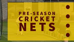Pre-season Indoor Nets