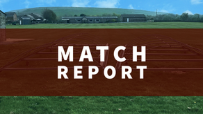 Match Report   Seconds March On