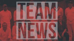 Team News | Saturday 31st August