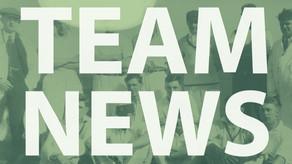 T20 Team News   Thursday 12th July