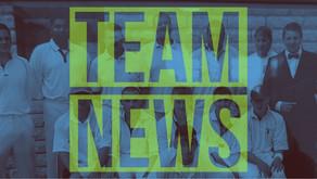Team News | Saturday 7th September