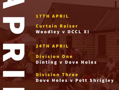 Cricket in April